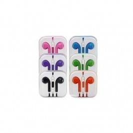 Auriculares color para Iphone 5