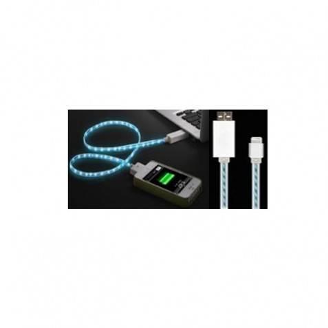 Cable LED flámula
