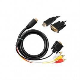 HDMI A VGA