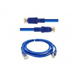 Cable RED CAT5 RJ45