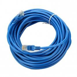 Cable RED CAT5 RJ45 10M