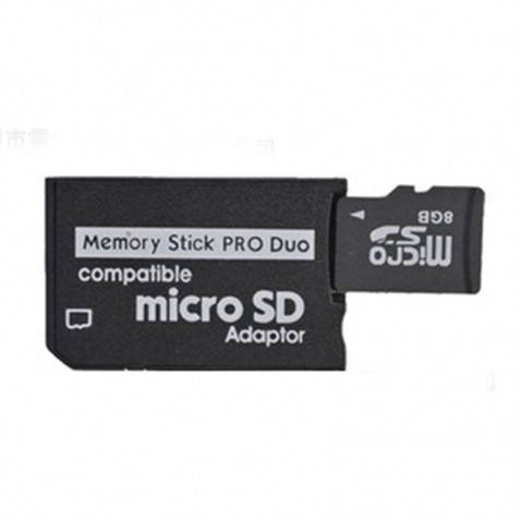 Adapter 1 micro sd a stick pro duo