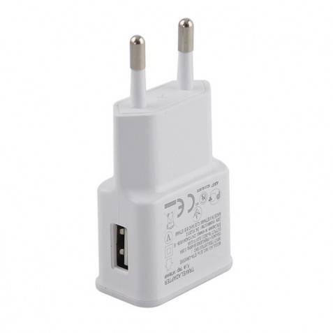 Cargador de red USB 5V 2A