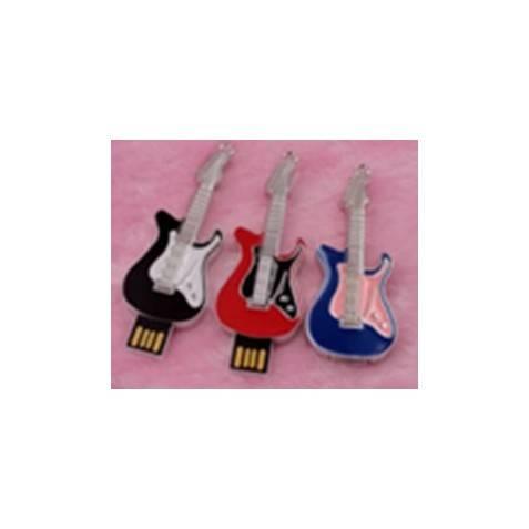 Guitarra de la roca