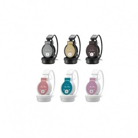 Auriculares MP3 / FM radio 339G