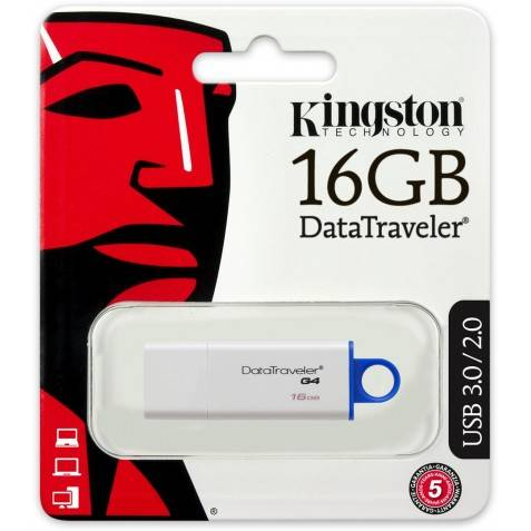 Kingston Pendrive 16gb