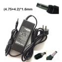For HP/COMPAQ 19v 4.74a(4.75+4.2)*1.6 black Cargador