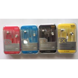 Auriculares pequeño Metal