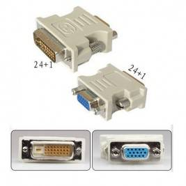 DVI/M TO VGA/F Adaptador 24+1
