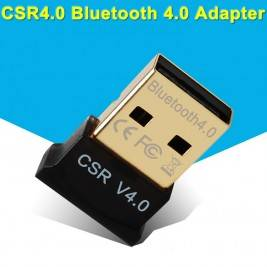 Mini adaptador USB 4.0 Bluetooth