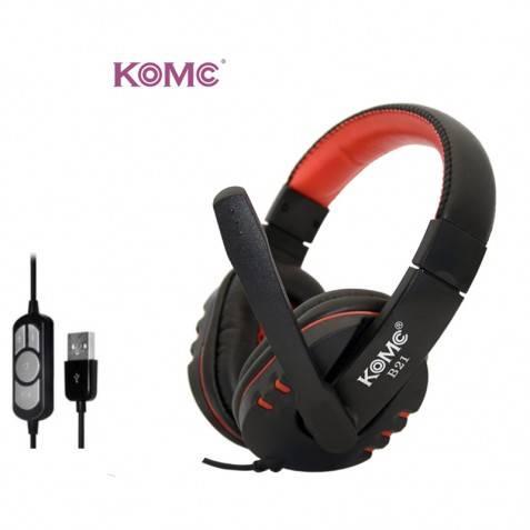 Auriculares USB KM-8800