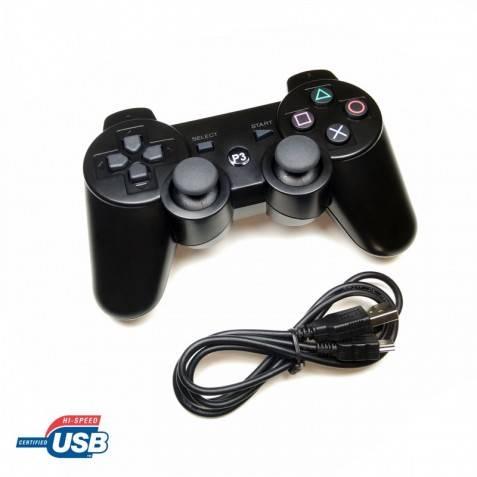 Mando juego con vibración ( DUAL SHOCK ) para PS3 y PC