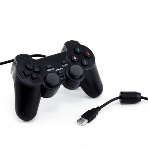 Mando juego con vibración ( DUAL SHOCK ) para PC