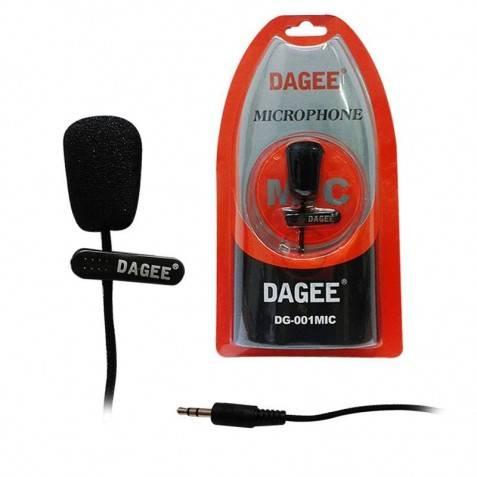 Mini Microfono Clip