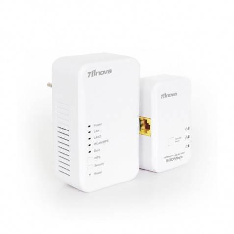 PLC 500MB/s con WIFI