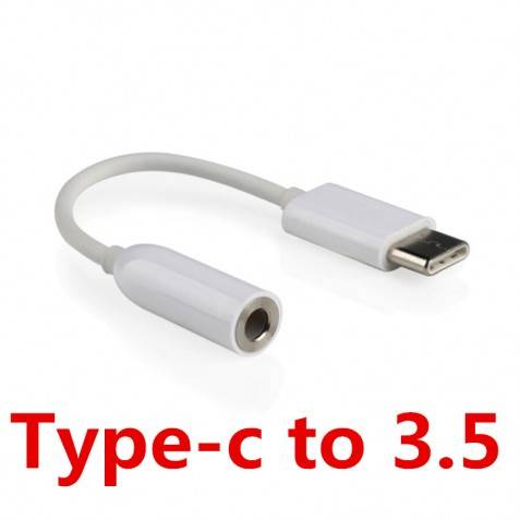 Adapter Tipo-C a Jack/f