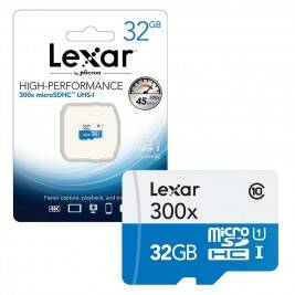 LEXAR Micro SD 32GB Class10