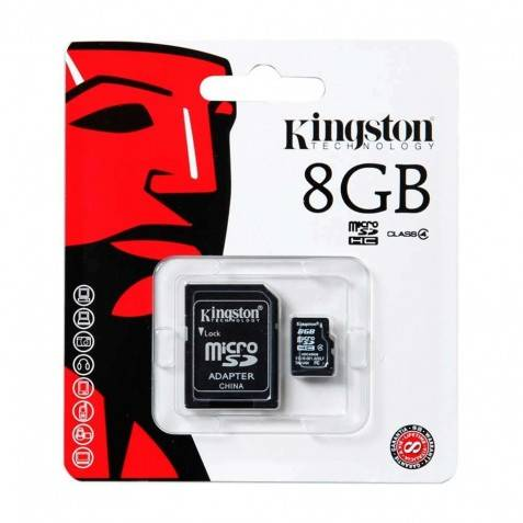 Kington micro sd