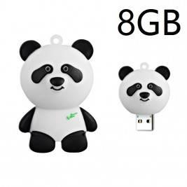 Pendrive Muñeco 8GB panda
