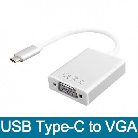 TIPO-C A VGA Adapter