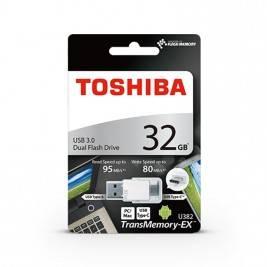 PEN DRIVE USB 3.0 TIPO C 32GB TOSHIBA