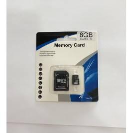 Micro sd 8GB CLASE 10