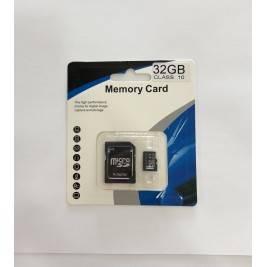 Micro sd 32GB CLASE 10