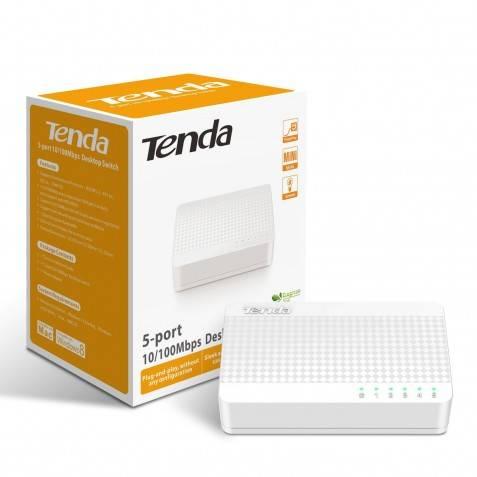 Nuevo Switch Tenda