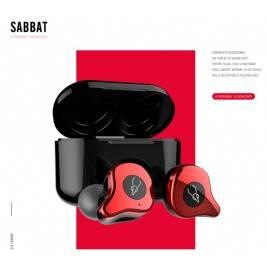 Auriculares sabbat E12