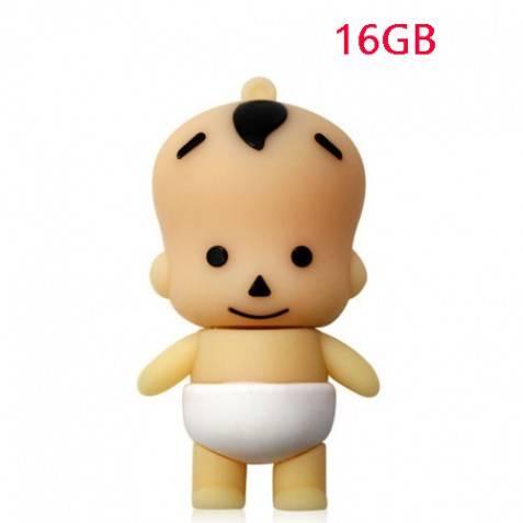 Pendrive Muñeco 16GB