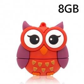 Pendrive Muñeco 8GB