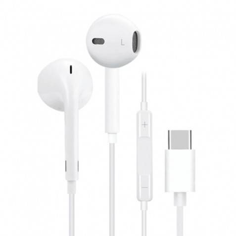 Auriculares tipo-c