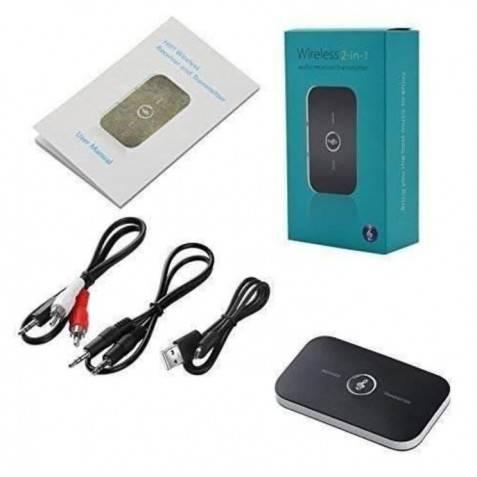 Bluetooth  2 en 1 receptor y transmisor de audio