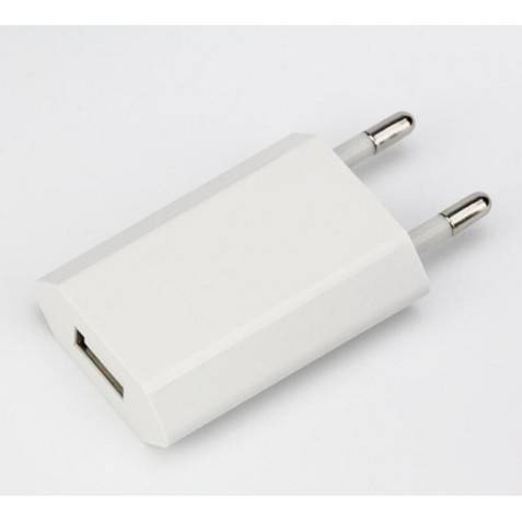 Cargador de casa USB 5V 1A