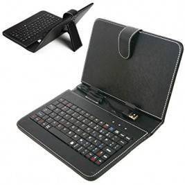 Funda com teclado 7