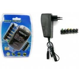 Cargador universal 30W para portátiles, tablet y maquinas electrónicas