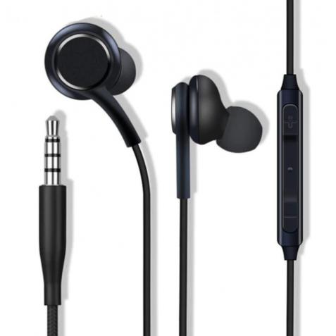 auriculares con microfono y control volumen