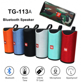 Altavoz Bluetooth TG113A