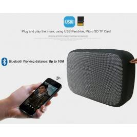 altavoz bluetooth G2