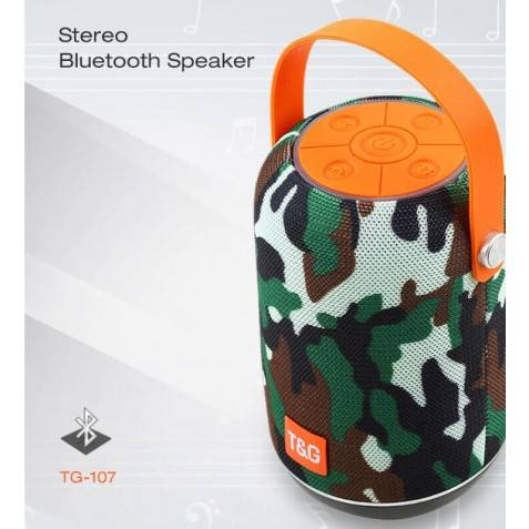 Altavoz Bluetooth 107