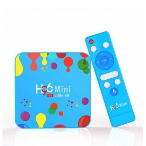 Android TV Box H96mini