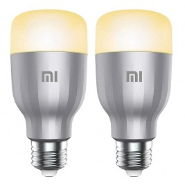 Xiaomi Mi LED Bombilla 2-pack