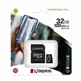 Kingston micro sd 32GB Class 10
