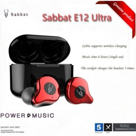 Auriculares sabbat E12 Ultra