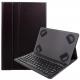 Funda Tablet Universal - 9 - 10.2 Color Negro - Contiene Teclado Bluetooth