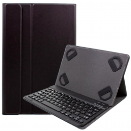Funda Tablet Universal - 9 - 10.2 Color Negro - Contiene Teclado Bluetooth