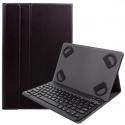 Funda Tablet Universal Con Teclado Bluetooth
