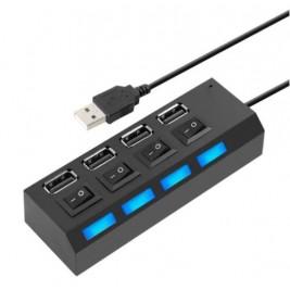 USB 2.0 HUB 4Puertos