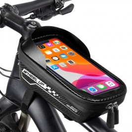 Soporte Bolsa movil para Bicicleta
