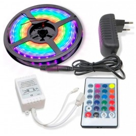 Tila LED RGB 5M